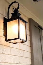 outdoor brick wall lights recessed light janosnagy