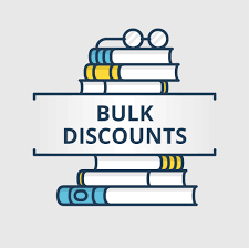 Volume Book Purchase Discounts