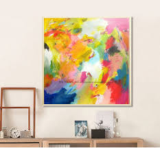 Abstract Wall Art Simple Muya Artist Supply Cheap Modern Painting Canvas 2017