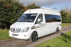 El Luxury Sprinter Van Conversions Uk Kapitan Conversion Mercedes I Lived In A For Week Business