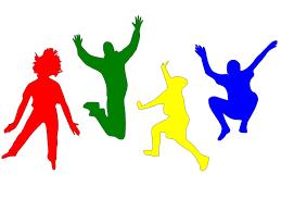 Free Clip Art Children Playing