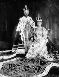 King Edward V11 Chair by Coronation Of King George V And Queen Mary Unofficial Royalty