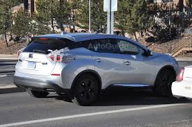 Updated 2019 Nissan Murano Spied For The First Time » AutoGuide.com News 2003 Murano Kendale Truck Parts 2004 Nissan Murano Sl Awd Beyond Motors 2010 Editors Notebook Review Automobile The 2005 Specs Price Pictures Used At Woodbridge Public Auto Auction Va Iid 2009 Top Speed 2018 Cariboo Sales 2017 Navigation Bluetooth All Wheel Drive Updated 2019 Spied For The First Time Autoguidecom News Of Course I Had To Pin This Its What Drive 2016 Motor Trend Suv Of Year Finalist Debut And Reveal Ausi 4wd