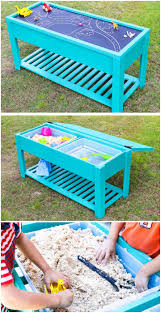 60+ DIY Sandbox Ideas And Projects For Kids - DIY & Crafts 60 Diy Sandbox Ideas And Projects For Kids Page 10 Of How To Build In Easy Fun Way Tips Backyards Superb Backyard Turf Artificial Home Design For With Pool Subway Tile Laundry 34 58 2018 Craft Tos Decor Outstanding Cement Road Painted Blackso Cute 55 Simple 2 Exterior Cedar Swing Set Main Playground Appmon House