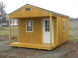 Treated Amish Storage Buildings