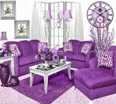 Grey And Purple Living Room Curtains by Purple And Grey Living Room Accessories Glass Coffee Table Top