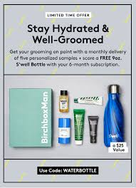 Birchbox Man Coupon - Free S'well Bottle With 6-Month Subscription! Swell Traveler Collection 16 Oz Water Bottle Promo Code For Swell Park N Fly Economy Contigo Autoseal 24oz Chill Stainless Steel Ozbargain12 Flash Sale 41 Off All 500ml Causebox Uncommon Knowledge Coupon Lowes Slickdeals Swell 260 Ml Silver Lings Home Interiors Nz 9 Brosa Fniture Hyperthreads Bresmaid Style Personalized Gifts Bridal Party Monogram Best Subscription Box Deals To Grab This Weekend 518 Pets Discount Nine West Aus