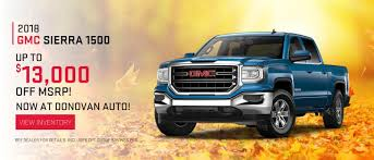 Donovan Auto & Truck Center In Wichita | Serving Maize Buick And GMC ...