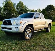 Lift And Tires | Tacoma Forum - Toyota Truck Fans