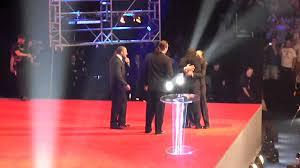 wwe hall of fame 2011 kliq reunion curtain call 4 2 11 youtube