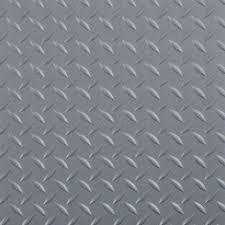 Slate Grey Commercial Grade Vinyl Garage Flooring