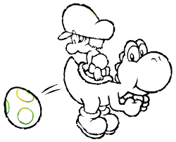 19 Baby Mario Coloring Pages 5365 Via Freecoloringpagescouk