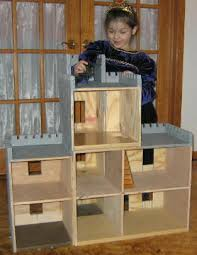 free doll house plans how to build a dollhouse