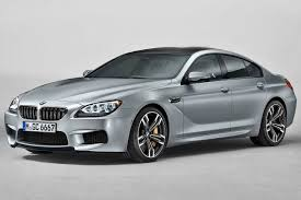 2016 BMW M6 Gran Coupe Sedan Pricing For Sale