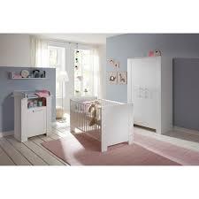 photo chambre bébé miri chambre bébé complète lit 70x140 cm armoire commode