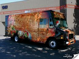 100 Food Truck Wraps Sure To Draw Attention Vehicle Inc