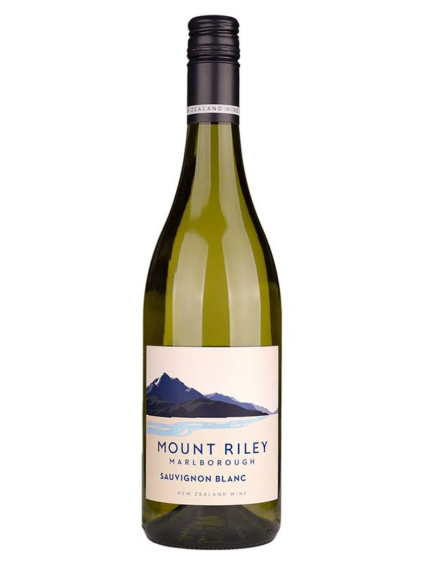 Mount Riley Sauvignon Blanc - South Island, New Zealand