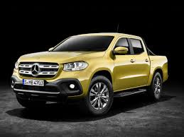 100 Small Pickup Trucks For Sale Why Americans Cant Buy The New MercedesBenz XClass Pickup