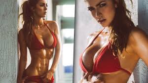 Anllela Sagra Fitness Model Best Lower Ab Workouts Routine For