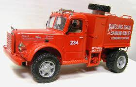 100 Custom Built Trucks RBBB LJ Mack Water Truck Up Don Mills Models