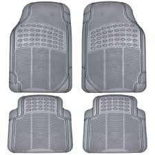100 Rubber Truck Mats Amazoncom BDK All Weather Floor For Car SUV