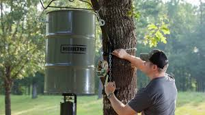 Moultrie Hanging Deer Feeder Hoist Product Video