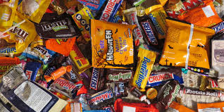 Poisoned Halloween Candy by Tainted Halloween Candy