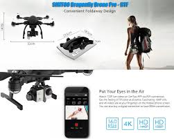 Rc Desk Pilot Drone by Drone Simtoo Dragonfly Pro 4k Camera Follow Me Panoramic Shot