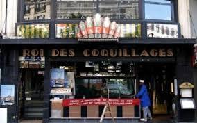 conforama place de clichy charlot le roi du coquillage découronné le parisien
