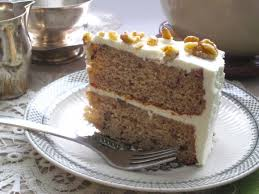 Old Fashioned Banana Nut Cake The Restless Palate