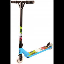 MADD NUKED PRO COMPLETE SCOOTER SKY BLUE