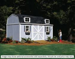 12x12 Gambrel Shed Plans by Handy Home U2013 Gambrel Sheds