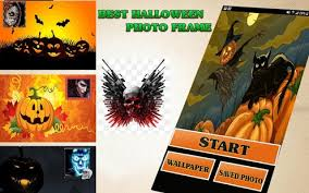 Live Halloween Wallpaper For Mac by Download Free Halloween Photo Frames Hd Horror Celebration For Pc