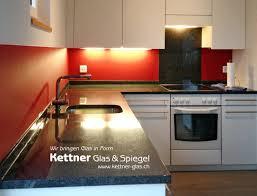 satinato glas küchenrückwände mit lackierung nach ral oder