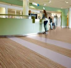 Forbo Marmoleum Striato Natural Sheet Flooring