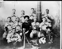 Pictures Of The Uss Maine Sinking by Uss Maine U0027s Baseball Team And The Spanish American War