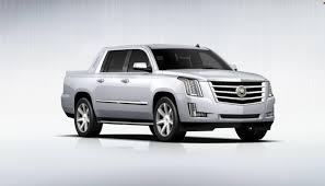 2015 Cadillac Escalade EXT Announced