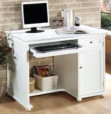 Small White Corner Computer Desk by Computer Desk White U2013 Saratonin Co