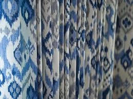 Fabric For Curtains Uk by Fresh Creative Ikat Curtain Fabric Uk 19266