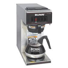 Bunn 133000001 Coffee Maker With 1 Warmer Low Profile Pourover S Decor