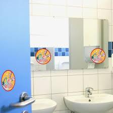 wasserfester aufkleber händewaschen 17 cm kaufen wolffkids kindermagnete
