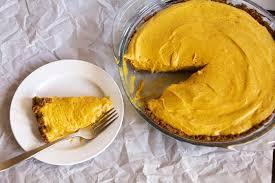 Pumpkin Pie With Gingersnap Crust by Pumpkin Chiffon Pie With A Triple Gingersnap Crust The