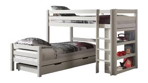 lits superposes d angle achetez ici le lit superposé l blanc