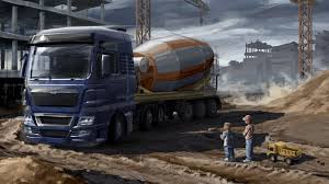10 Euro Truck Simulator 2 HD Wallpapers | Background Images ...