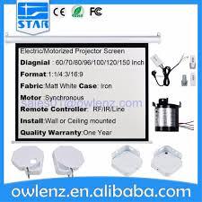 Ceiling Projector Mount Motorized by List Manufacturers Of Ceiling Projector Screen Buy Ceiling