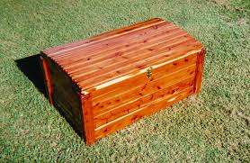 Re Should Cedar Wood Be Stained Treated Or Finished For A Chest