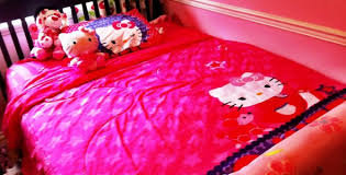 Hello Kitty Bedroom Decor At Walmart by Cute Bedroom Decorating Ideas With Hello Kitty Theme Hello
