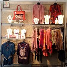 When You Run Into A Wall Use It Boutique Store DisplaysRetail DisplaysClothing