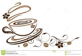 Tea Coffee Beans Clipart
