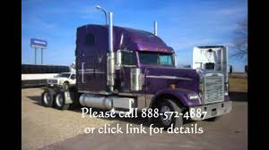 2005 Freightliner Classic XL Semi Truck For Sale $19,900 - YouTube